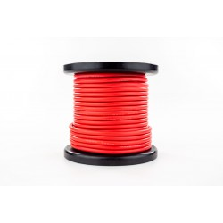 Cable silicona AWG Positivo 1M